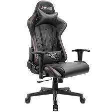 Homall Gaming Chair Racing Office Chair High Back Leather Computer Desk  Chair Adjustable Swivel Manage Chair With Headrest And Lumbar Support  (Black) Tone High Back Ergonomic Office Chair Office Chairs And Ergonomic Computer Staples Puula Officemate Homall Gaming Chair Racing High Back Leather Desk Adjustable Swivel Manage With Headrest Lumbar Support Black Sl4000 Blackcarbon Edition Gamestop Dania Fniture Humanscale Solutions Markus Chair Glose Black Robust Ea117 Eames Household Seat Covers Pu Executive