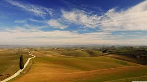 Tuscany Landscape 4K HD Desktop Wallpaper For Ultra TV
