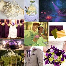My Disney Princess And The Frog Themed Wedding Details Pic Heavy