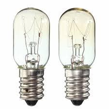 edison bulb e14 ses 15w 25w refrigerator fridge light tungsten