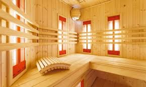 sweating in the sauna is for the whole organism try it