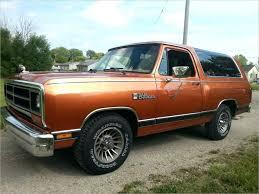 Pickup Trucks Kijiji Alberta Fresh Dodge Ramcharger For Sale ...