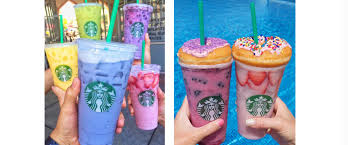 The Smell Of Starbucks Early In Morning Is Enough To Get Most Customers Line But What About Sight A Strawberry Refresher Or An Iced Caramel