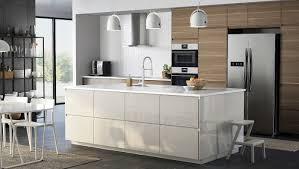 minimalistische küche mit industriellem charme ikea