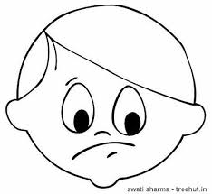 Projects Inspiration Sad Face Coloring Page Similiar Scared Keywords PageSource