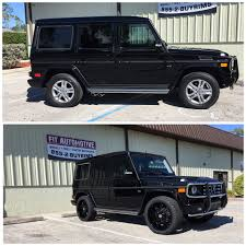 G Wagon Has Been Transformed! 22