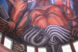sismo en jalisco ocasiona daños en mural de josé clemente orozco