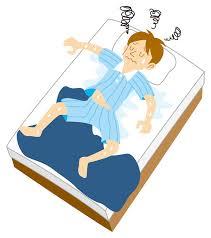 schlafen bei extremer hitze wie sie für erholsamen schlaf
