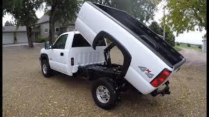 100 Pickup Truck Dump Bed 07 Chevy Silverado 3500 Pierce Kit Dads New