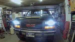 HID Headlights 88-98 Chevy Gmc K1500 - YouTube 62017 Chevy Silverado Trucks Factory Hid Headlights Led Lights For Cars Headlights Price Best Truck Resource 234562017fordf23f450truck Dodge Ram Xb Led Fog From Morimoto 02014 Ford Edge Drl Bixenon Projector The Burb 2007 2500 Suburban 8lug Hd Magazine Starr Usa Ck Pickup 881998 Starr Vs Light Your Youtube Sierra Spec Elite System 2002 2006 9007 Headlight Kit Install Writeup Diy Fire Apparatus Ems Seal Beam Brheadlightscom Vs Which Is Brighter Powerful Long Lasting