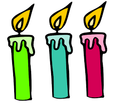 Birthday Candles Clipart library Clipart library