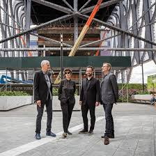 100 Richard Perry Architect What The S Of The High Line Are Up To Next WSJ