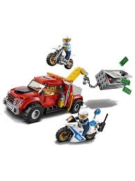 100 Lego City Tow Truck LEGO 60137 Trouble At John Lewis Partners