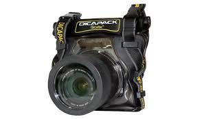 DiCAPac Waterproof DSLR Camera Bag  Intova Australia