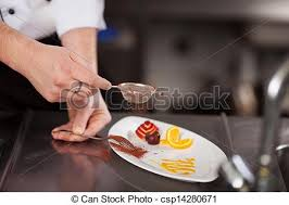 tamiser cuisine plaque chef tamiser compteur poudre coco image