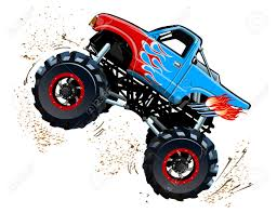 Cartoon Monster Truck. Available EPS-10 Separated By Groups And ... Monster Truck Xl 15 Scale Rtr Gas Black By Losi Monster Truck Tire Clipart Panda Free Images Hight Pickup Clipart Shocking Riveting Red 35021 Illustration Dennis Holmes Designs Images The Cliparts Clip Art 56 49 Fans Jam Coloring Muddy Cute Vector Art Getty Coloring Pages Of Cars And Trucks About How To Draw A Pencil Drawing