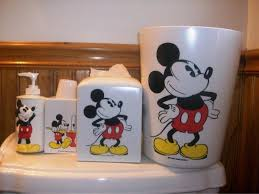 Bathroom Sets Collections Target by Mickey Mouse Bath Set Minnie Decorative Collection Home Decorating