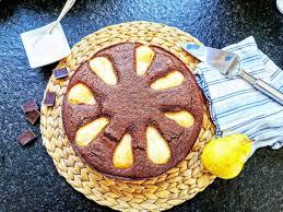 rezept saftiger birnenkuchen mit grieß cappotella