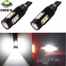 alla lighting high power 50w cree 921 912 906 t15 extremely