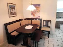 Corner Kitchen Table Set With Storage by Kitchen Splendid Cool Kitchen Table With Corner Bench