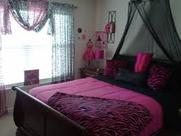 Zebra Print Decorating Ideas Mesmerizing Bedroom
