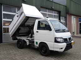 100 Electric Truck For Sale PIAGGIO Porter Kipper SL 100 Electrisch Kipper Dump Trucks