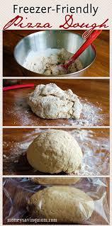 Freezer Friendly Pizza Dough