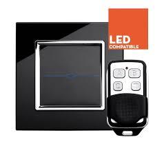 illuminated light switch wireless wall switch wireless remote