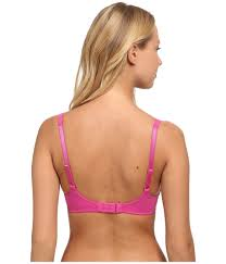wacoal how perfect non wire bra 852189 in pink lyst