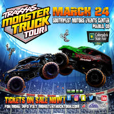 100 Monster Trucks Denver Traxxas Truck Tour