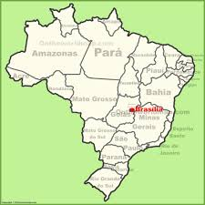 100 Where Is Brasilia Located Location On The Brazil Map