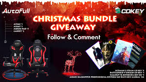 🎅🎄AutoFull Gaming Chair🎅🎄 On Twitter: