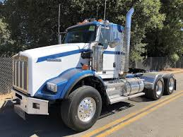 100 Tri Axle Heavy Haul Trucks For Sale 2008 Kenworth T800 Tandem Day Cab Truck Caterpillar Cat 15