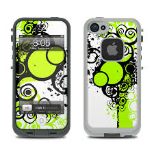 Lifeproof iPhone 5 Case Skin Simply Green by Gaming
