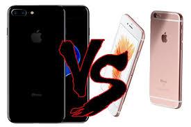 iPhone 7 vs iPhone 6s specs Which of Apple s smartphones should