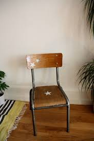 chaise d colier chaise d colier enfant revisit e style industriel vintage pour 5 lot