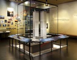 Museum Display Cases Glass For Collectibles Good Quality Cabinet