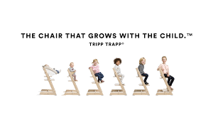 How To Use The Tripp Trapp® High Chair From Stokke®