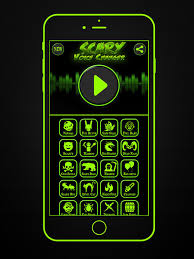 Best Halloween Voice Changer by Scary Voice Changer U0026 Recorder On The App Store