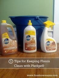 front row mama 5 tips for keeping floors clean with pledge