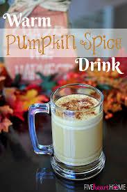Decaf Pumpkin Spice Latte K Cups by Warm Pumpkin Spice Drink