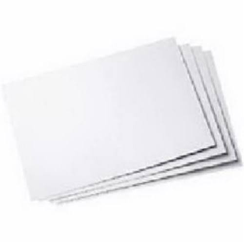 Royal Consumer Products 25303 Posterboard, White, 14 x 22-in.