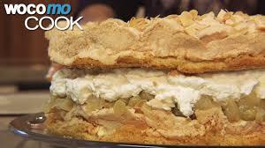 stachelbeer baiser torte mit rezept für die sommerliche torte
