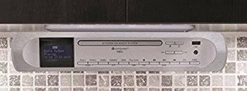 Ilive Under Cabinet Radio Cd Player by Radio Under Kitchen Cabinet Elegant Clock Radio With Cd And