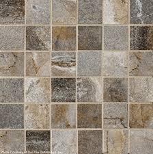 vesale smoke gray 2x2 porcelain tile mosaics