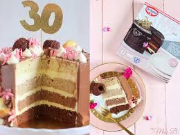 anzeige eine torte zum 30 geburtstag alles gute dr
