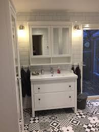 badrum med hemnes från ikea badezimmer weiße badezimmer