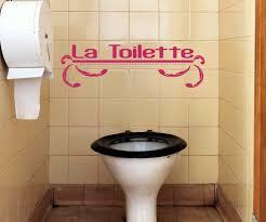 badezimmeraufkleber la toilette badezimmer bad aufkleber sticker 1k069 wandtattoos und leinwandbilder günstig mydruck store
