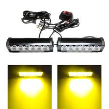 Amazon.com: Yehard 6 LED Strobe Lights For Trucks Cars 12V Universal ... 8 Led Amber Strobe Light Car Yellow Dash Emergency 3 Flashing Modes Led Magnetic Warning Beacon Design Wonderful Blue Lights Used Fire Brand New 2 Pcs Of Pack 6 1224v Super Bright High Low Profile Vehicle Mini Head Single Or Dual Staleca 4x Ultra Truck 12 Led 19 Flash Ford Offers 700 Msrp Factory On Every 2016 Fseries Watch For Trucks With Interior Soundoff Signal F150 Four Corner Kit 1517 88 88w Car Truck Beacon Work Light Bar Emergency Strobe Lights Amazoncom Yehard For Cars 12v Universal 12v 24 Power Long Bar Red White Flash Lamp