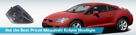 mitsubishi eclipse headlight headlights crash dorman